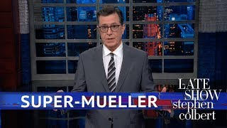 Mueller Is 'An American Hero,' Says Trump's Ex-Lawyer