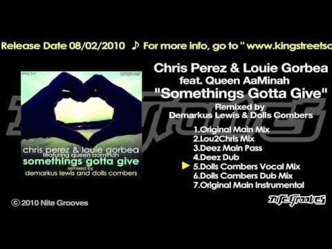 Chris Perez & Louie Gorbea ft. Queen Aaminah -