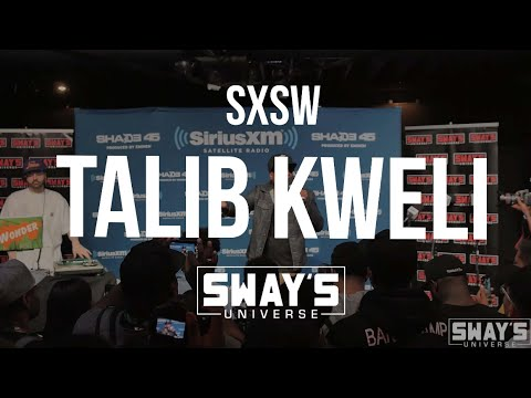 Sway SXSW Takeover 2016: Talib Kweli Performs Live for Austin Crowd