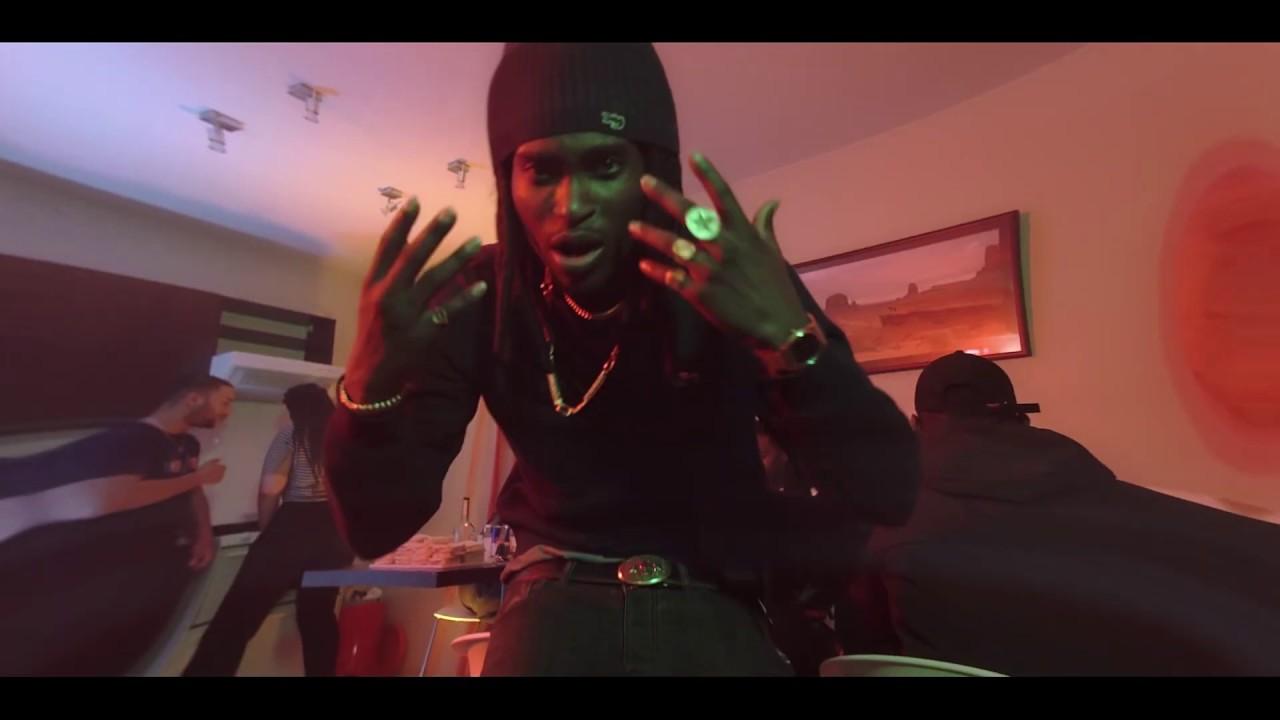 Lion P - CRASH OUT (Official Street Clip Video)
