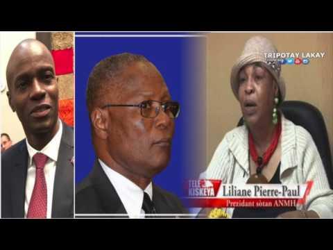 Liliane Pierre Paul di: Pou Peyi a pa dakò ak Jovenel retire privilèj Privert yo!