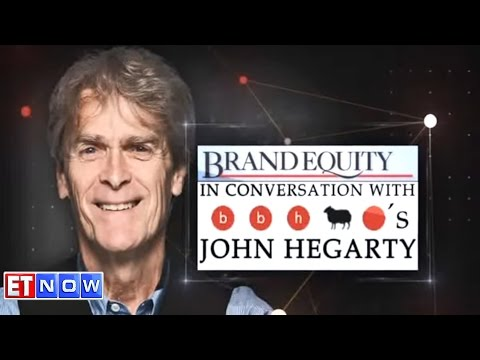 Brand Equity   In Conversation With John Hegarty