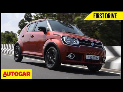 Maruti Ignis | First Drive | Autocar India