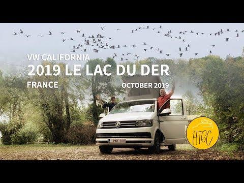 VW California road trip Lac du Der 2019 (F)