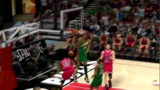 NBA 2K13 Michael Jordan Mix Part II TraileR [HD]