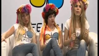 Большая Разница - Пародия на движение Femen