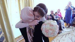 Очень Красивая Свадьба в Грозном. Зелимхан и Анжела. 5.11.2017. Студия Шархан.