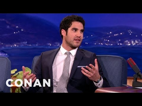 Darren Criss Remembers Cory Monteith