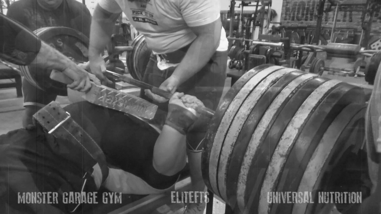 The complexity of the bench shirt elitefts monster garage gym