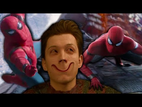 Infinity War but only Spider-Man