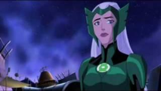 Sailor Moon Corps (Green Lantern: First Flight parody)