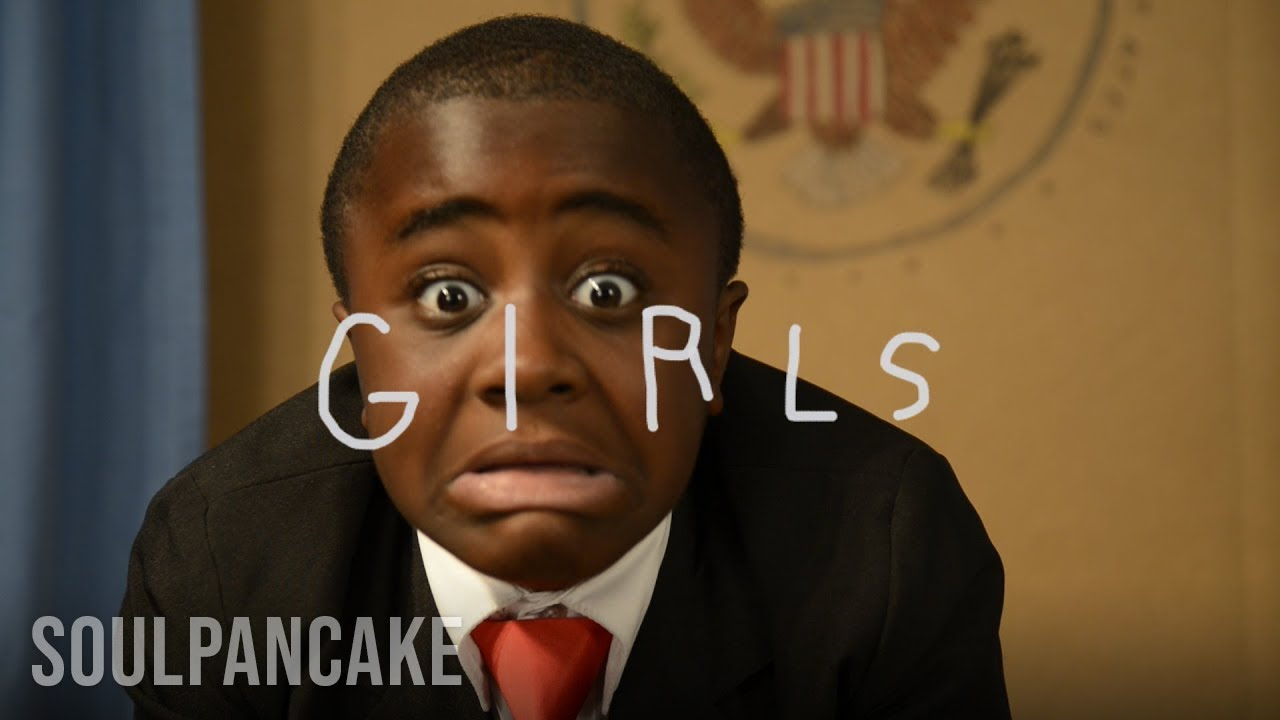 AWESOME GIRLS! | Kid President - YouTube