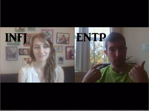Do ENTPs Have a Weakness? (INFJ-ENTP)