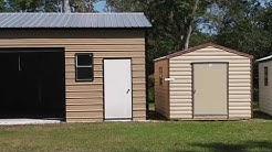 Portable Buildings, Wooden &  Wood Storage Sheds, Garage, Metal Sheds