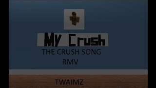 Roblox Music Video ~ a música Crush W/amigos