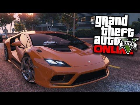 GTA Online: PEGASSI TEMPESTA Tuning (GTA 5 Import/Export DLC)