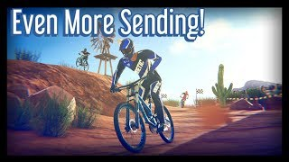 Even More Sick Moments In Descenders!   Worth Watching