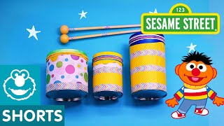 Sesame Street: DIY Drums! | DIY #withme