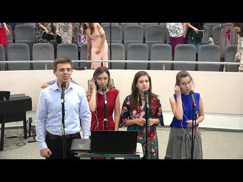 Biserica Baptista Emanuel - 7 iulie 2019 PM - Radu Oprea