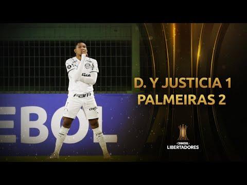 Defensa y Justicia Palmeiras Goals And Highlights