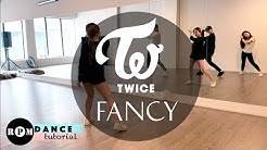 "TWICE ""Fancy"" Dance Tutorial (Chorus)"
