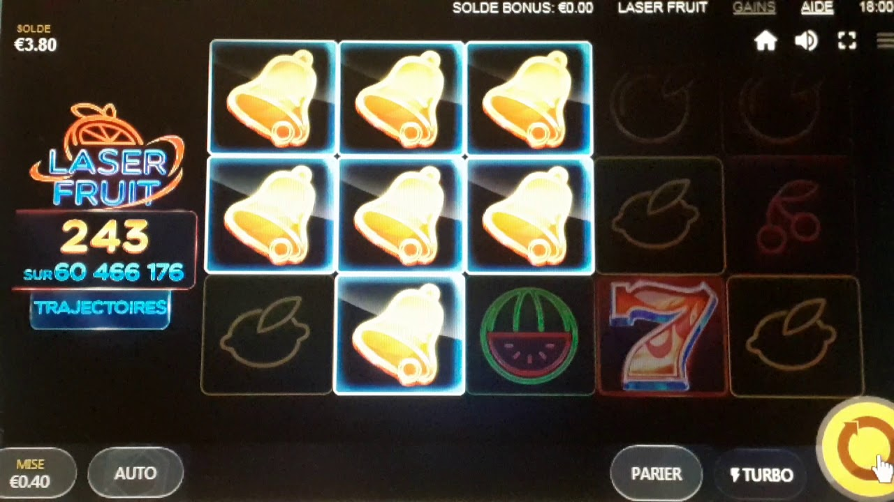 Laser fruit лазер фрукт игровой автомат ставок онлайн отзывы