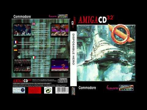 Amiga CD32 Disposable Hero Track 01 of 15
