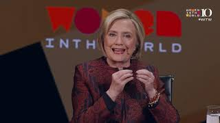 Hillary Clinton Interviewed by Fareed Zakaria at the 2019 Women in the World Summit