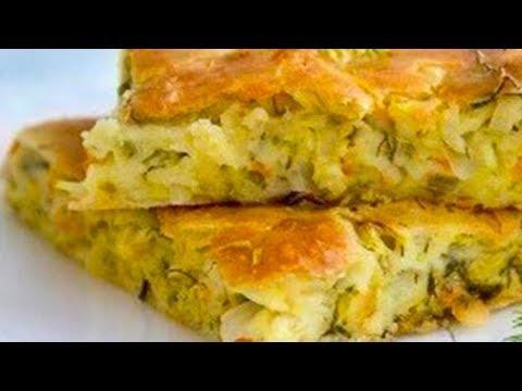 Очень простой и нежный капустный пирог. Рецепт вкусного заливного пирога с капустой на скорую руку