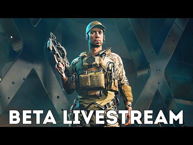 Let's Play Battlefield 2042 Beta   Battlefield 2042 Beta PS5 Gameplay