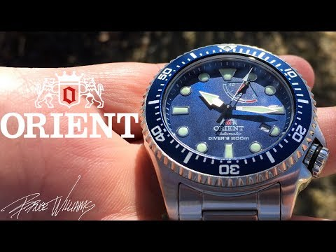 Orient Triton - The mini OSD!