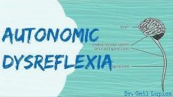 Autonomic Dysreflexia for Nursing Students
