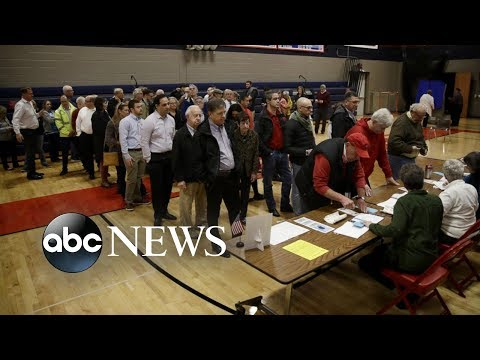 Record total voter turnout projected for 2018 midterm election Mp3