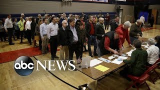Record total voter turnout projected for 2018 midterm election