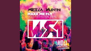 Make Me Fly (Holi Dance Festival Theme) (Spdj Extended Remix)