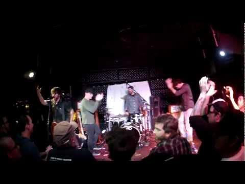 Full Set - Hot Water Music @ San Diego - 25/05/2012
