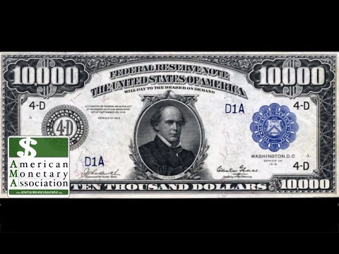 American Monetary Association EP 34 The National Inflation Association