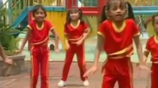 Download Lagu Dunia Anak Anak   Senam Ayo Baris untuk PAUD versi Anak ~ #Dua Dunia Anak Anak mp3