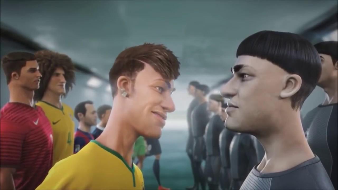 THE LAST GAME FULL : Nike Football RISK EVERYTHING