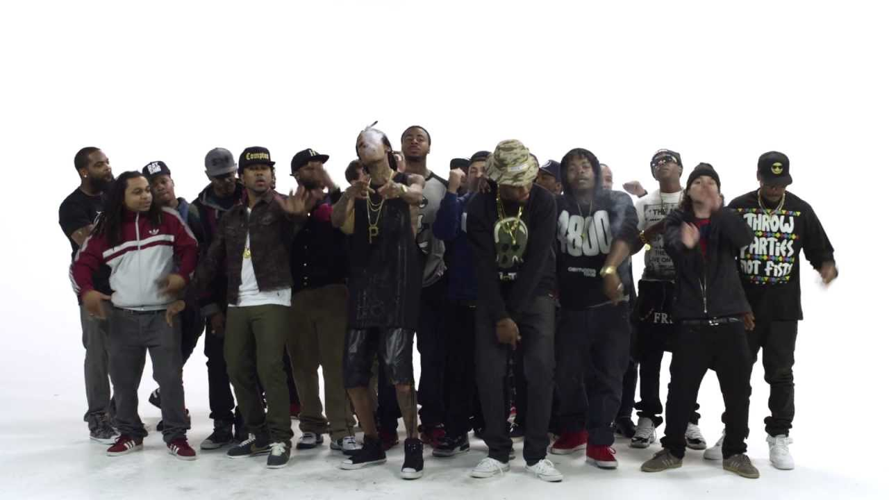 "Wiz Khalifa - ""Bout Me"" (feat. Problem & Iamsu!)"
