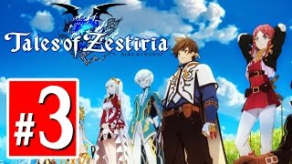 Tales Of Zestiria English Walkthrough Gameplay Part 3 BOSS FIGHT [English] 1080p PS4/PC
