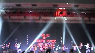 Unity Crew (Malaysia)  |  The Art of Modern Music And Dance Concert