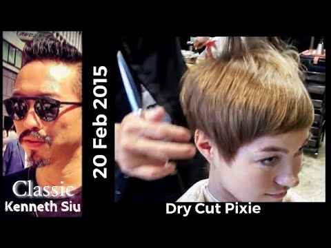 youtube pixie haircut cut pixie 5969 | hqdefault