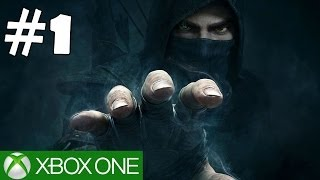 Thief Walkthrough Part 1 Gameplay Let's Play Playthrough 1080p HD Xbox One