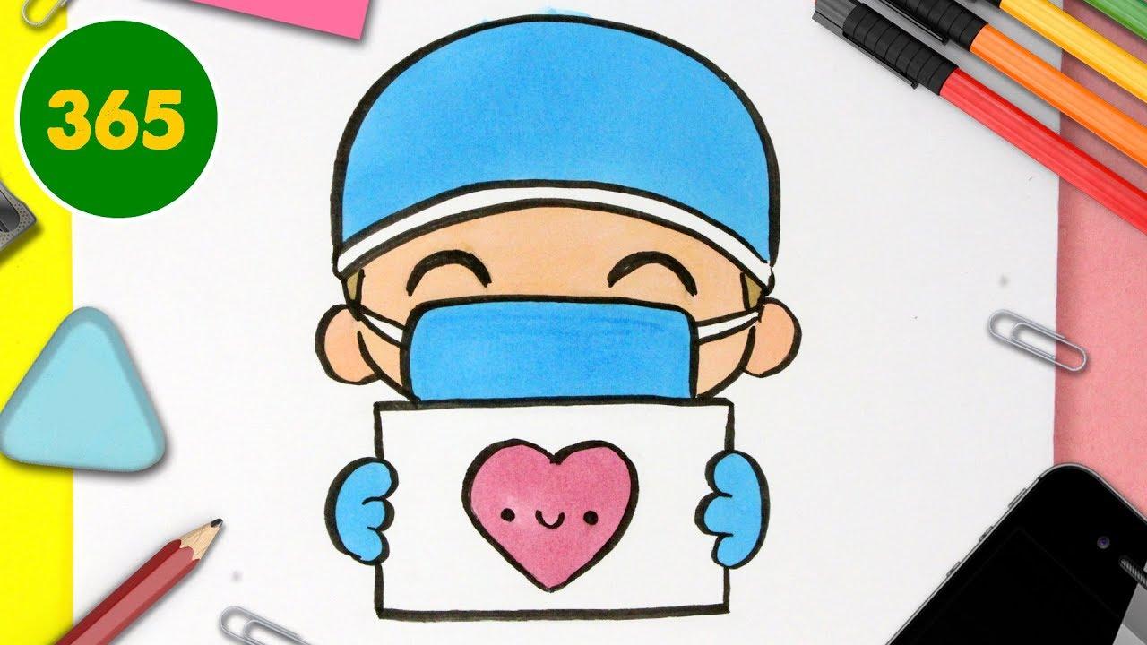 Comment Dessiner Un Docteur Kawaii Dessins Kawaii Faciles Comment Dessiner Des Kawaii Youtube