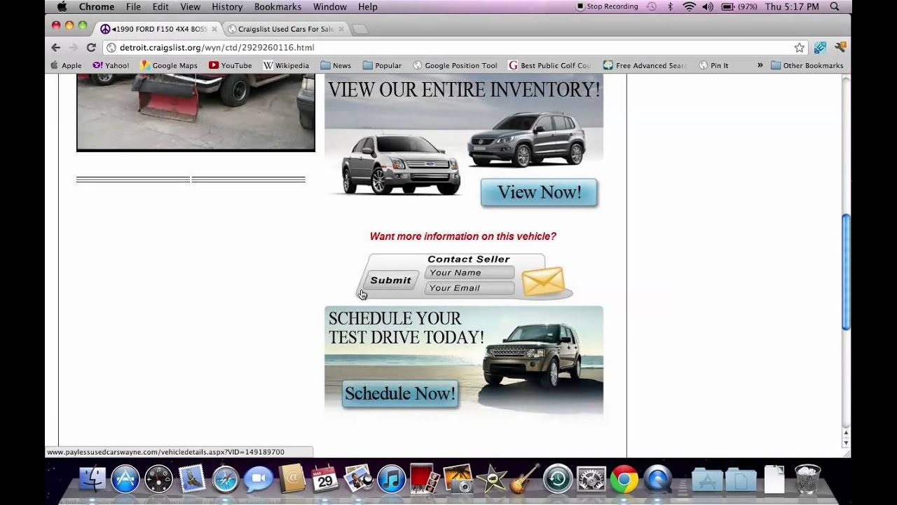 craigslist detroit cars and trucks - used vehicles available online