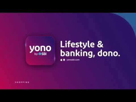 Presenting YONO by SBI - Lifestyle & banking, dono