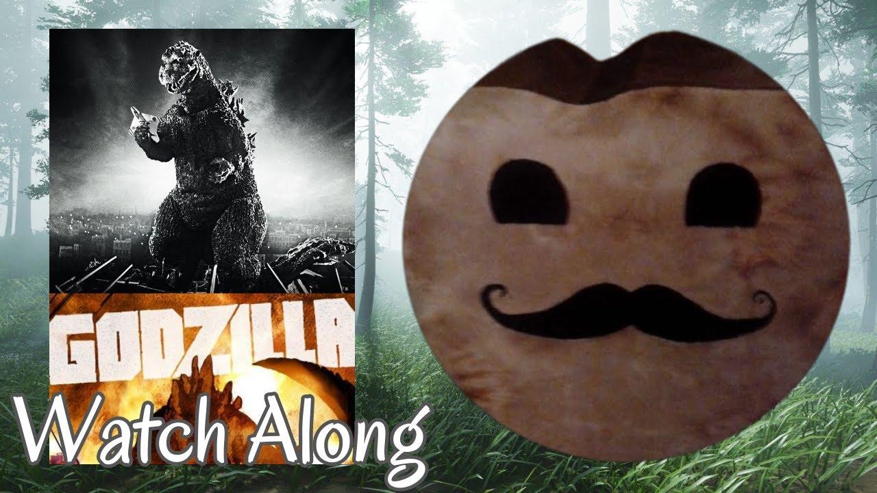 Godzilla (1954) Movie Live Reaction!   First Time Watching!   Livestream!