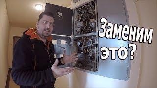 Замена электрики и сантехники в панельке. Современный вариант
