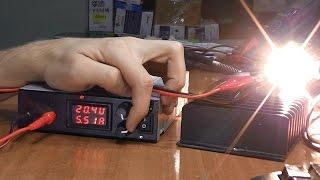 Самодельный блок питания (ЛБП) (20В, 5А) с регулировкой напряжения и тока